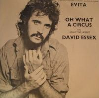 Cover David Essex - Oh What A Circus