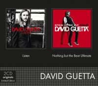 Cover David Guetta - Listen + Nothing But The Beat Ultimate