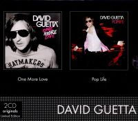 Cover David Guetta - One More Love + Pop Life