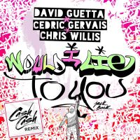 Cover David Guetta, Cedric Gervais & Chris Willis - Would I Lie To You