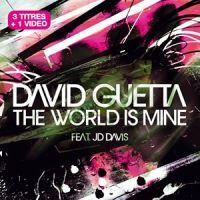 Cover David Guetta feat. JD Davis - The World Is Mine