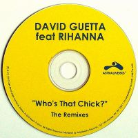 Cover David Guetta feat. Rihanna - Who's That Chick?