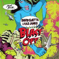 Cover David Guetta & Kaz James - Blast Off