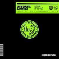Cover David Guetta & Morten feat. Aloe Blacc - Never Be Alone