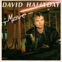 Cover David Hallyday - Move