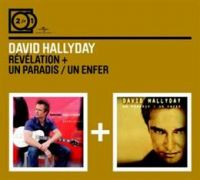 Cover David Hallyday - Révélation + Un paradis / Un enfer