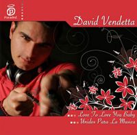 Cover David Vendetta - Love To Love You Baby