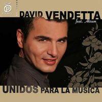 Cover David Vendetta feat. Akram - Unidos para la música