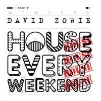 Cover David Zowie - House Every Weekend