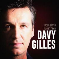 Cover Davy Gilles - Door al m'n tranen heen