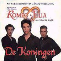 Cover Davy Gilles, Dieter Verhaegen & Mark Tijsmans - De koningen
