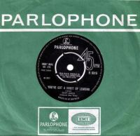 Cover Davy Jones & The Lower Third - You've Got A Habit Of Leaving