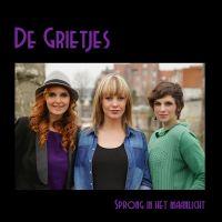 Cover De Grietjes - Sprong in het maanlicht