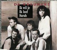 Cover De Kreuners - Ik wil je