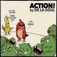 Cover De La Soul - Action!