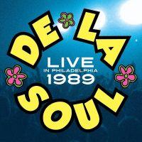 Cover De La Soul - Live In Philadelphia 1989