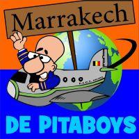 Cover De Pitaboys - Marrakech