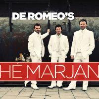 Cover De Romeo's - Hé Marjan