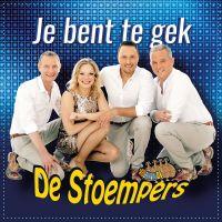 Cover De Stoempers - Je bent te gek
