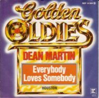 Cover Dean Martin - Everybody Loves Somebody