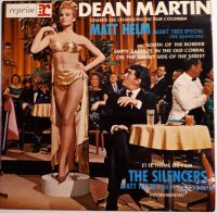 Cover Dean Martin - The Silencers