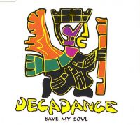 Cover Decadance - Save My Soul