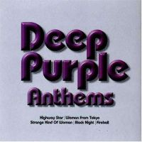 Cover Deep Purple - Anthems