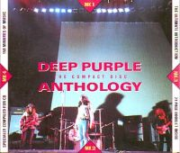 Cover Deep Purple - Anthology