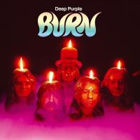 Cover Deep Purple - Burn