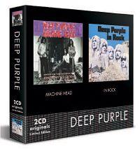 Cover Deep Purple - Machine Head & In Rock
