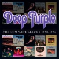Cover Deep Purple - The Complete Albums 1970-1976