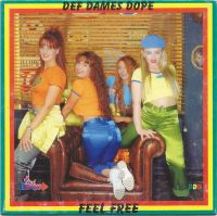 Cover Def Dames Dope - Feel Free