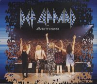 Cover Def Leppard - Action