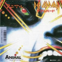 Cover Def Leppard - Animal