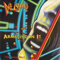 Cover Def Leppard - Armageddon It