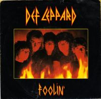Cover Def Leppard - Foolin'