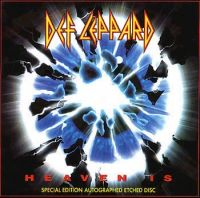 Cover Def Leppard - Heaven Is