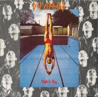 Cover Def Leppard - High 'N' Dry