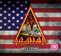 Cover Def Leppard - Hits Vegas - Live At Planet Hollywood