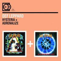 Cover Def Leppard - Hysteria + Adrenalize
