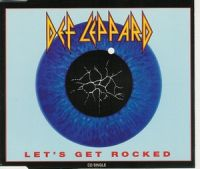 Cover Def Leppard - Let's Get Rocked