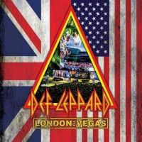 Cover Def Leppard - London To Vegas