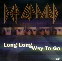 Cover Def Leppard - Long Long Way To Go