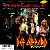 Cover Def Leppard - Love Bites