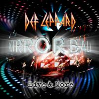 Cover Def Leppard - Mirror Ball - Live & More
