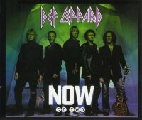Cover Def Leppard - Now
