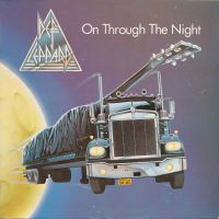 Cover Def Leppard - On Through The Night