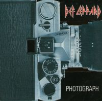 Cover Def Leppard - Photograph