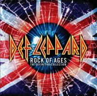 Cover Def Leppard - Rock Of Ages: Definitive Collection
