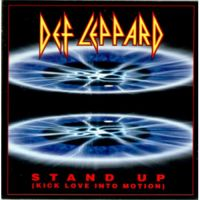 Cover Def Leppard - Stand Up (Kick Love Into Motion)